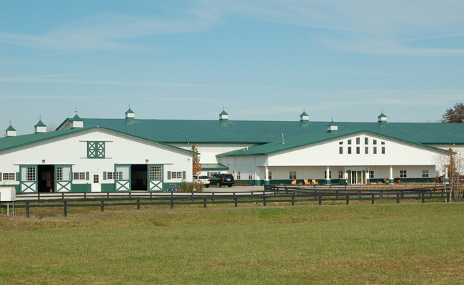 Autumn Road Farm